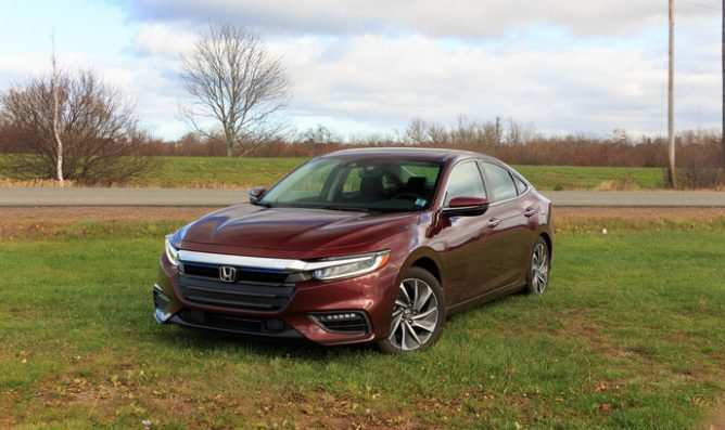15 The 2019 Honda Civic Hybrid Pricing