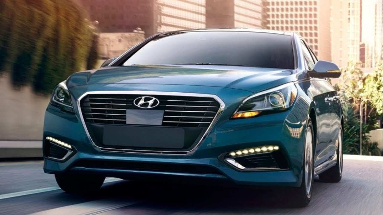 15 The 2019 Hyundai Sonata Hybrid Sport Concept And Review