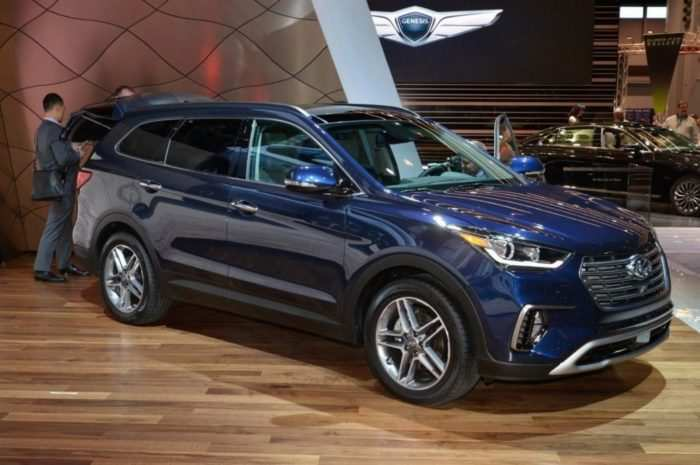 15 The 2019 Hyundai Veracruz Engine
