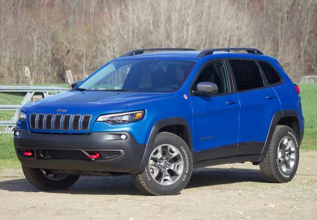 15 The 2019 Jeep Cherokee Redesign And Review