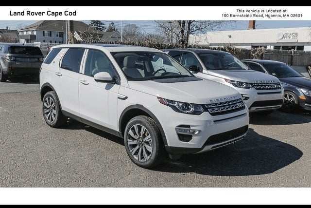 15 The 2019 Land Rover Discovery Price And Release Date