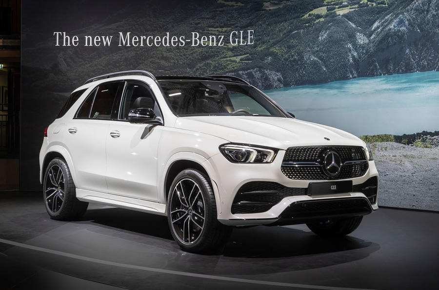 15 The 2019 Mercedes GLE Review And Release Date