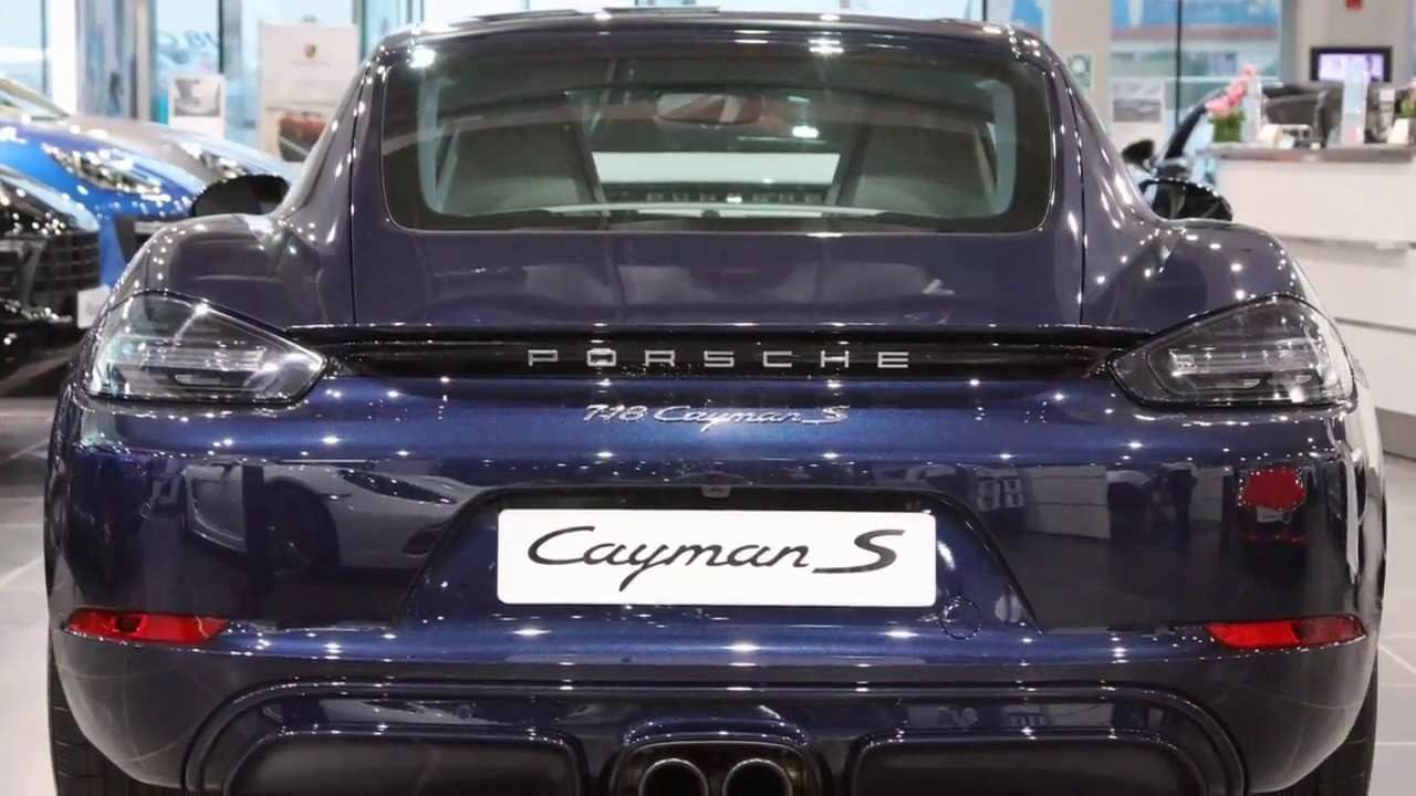 15 The 2019 Porsche Cayman Rumors