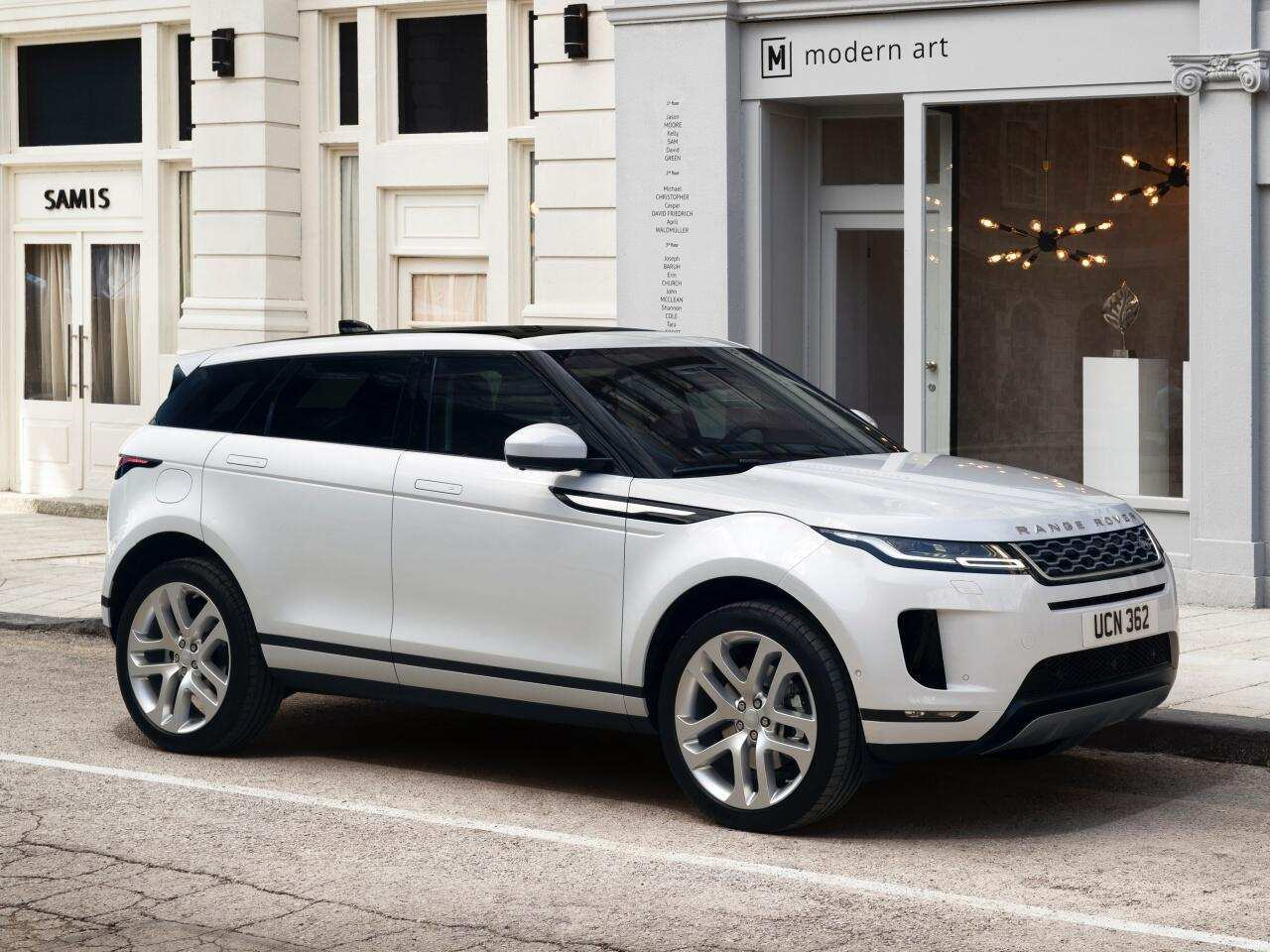 15 The 2019 Range Rover Evoque Xl Price Design And Review