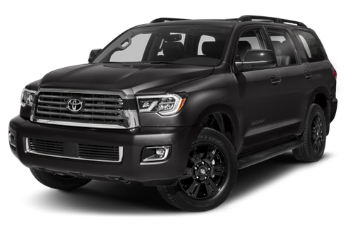 15 The 2019 Toyota Sequoia Engine