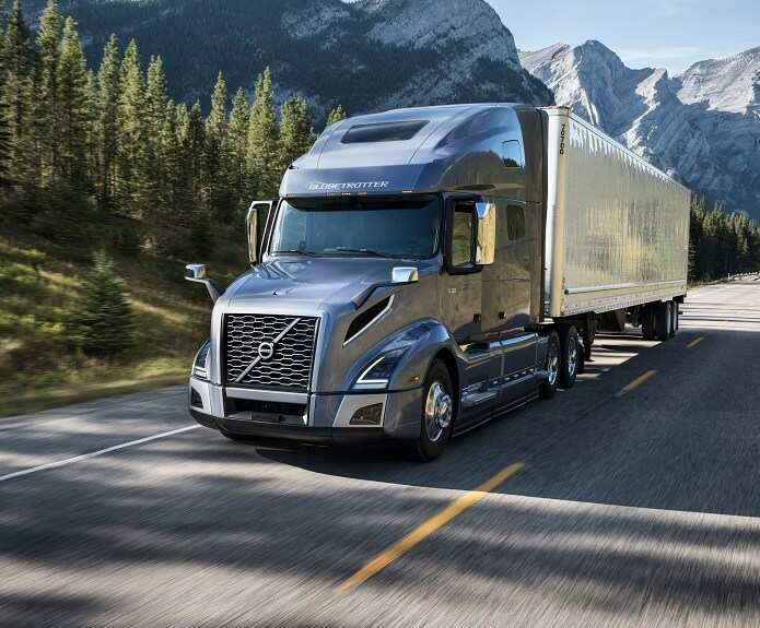 15 The 2019 Volvo Truck 860 Performance
