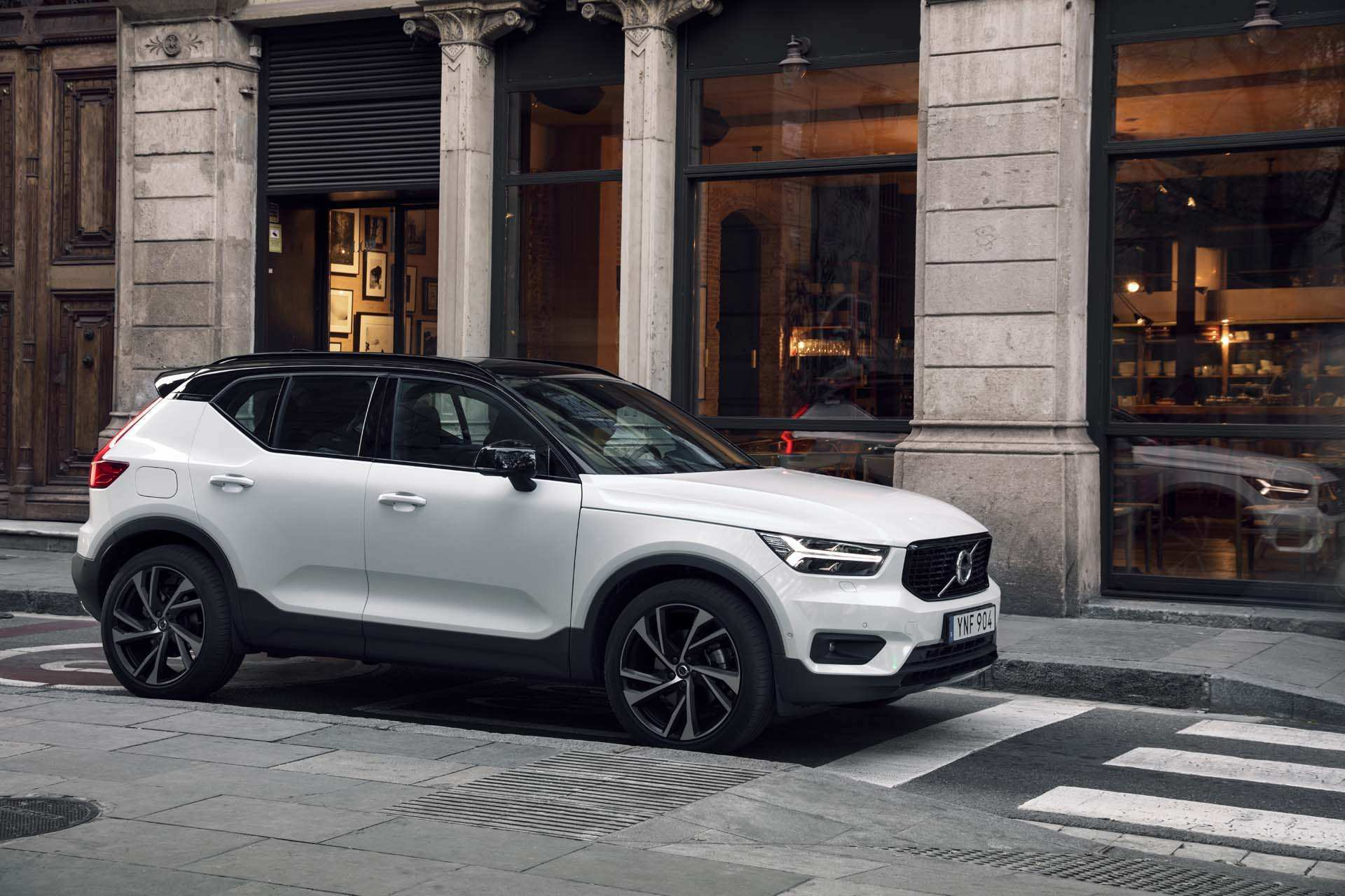 15 The 2019 Volvo Xc40 Mpg Performance And New Engine