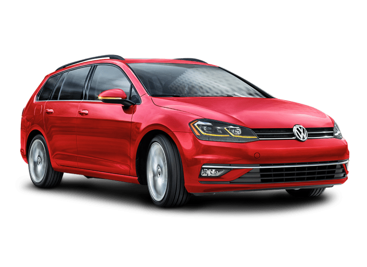 15 The 2019 Vw Golf Sportwagen Spy Shoot