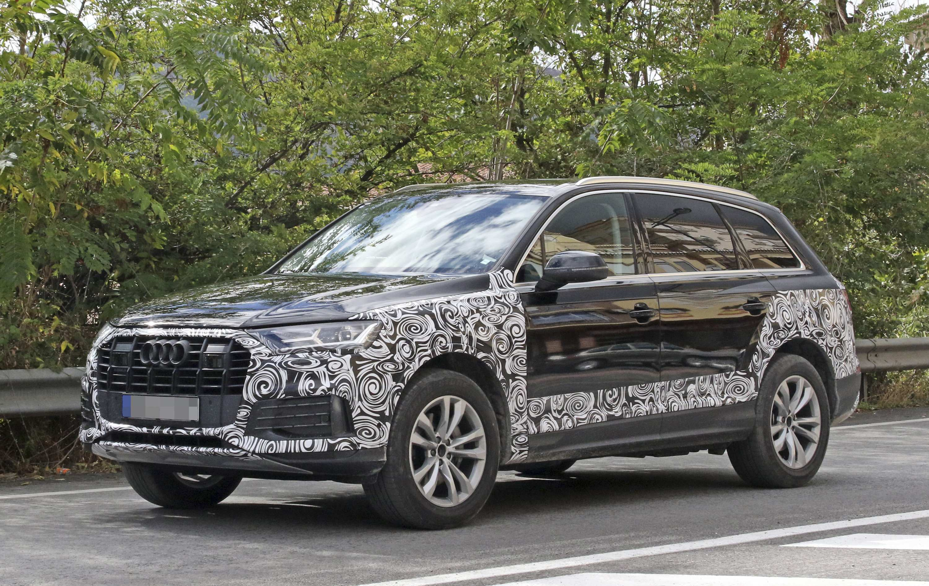 15 The 2020 Audi Q7 Changes Spy Shoot