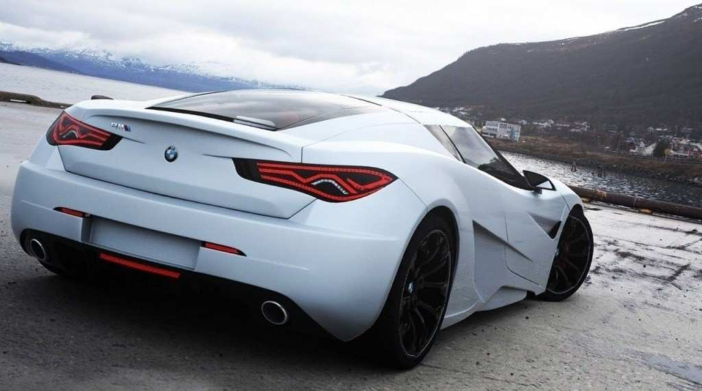 15 The 2020 BMW M9 Engine