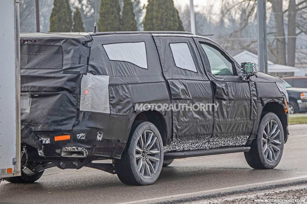 15 The 2020 Cadillac Escalade Luxury Suv Redesign And Review