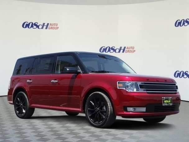 15 The 2020 Ford Flex Model