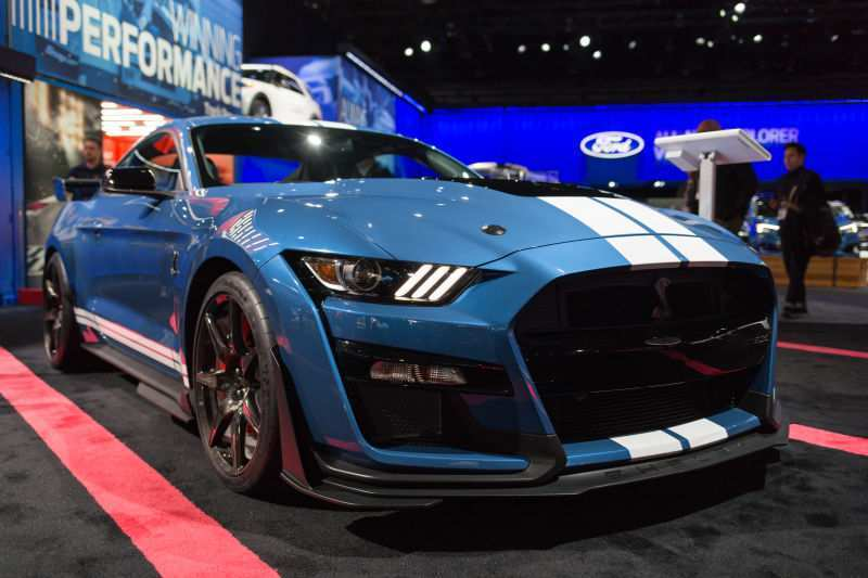 15 The 2020 Ford Mustang Shelby Gt 350 Style