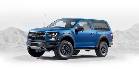 15 The 2020 Ford Svt Bronco Raptor Style