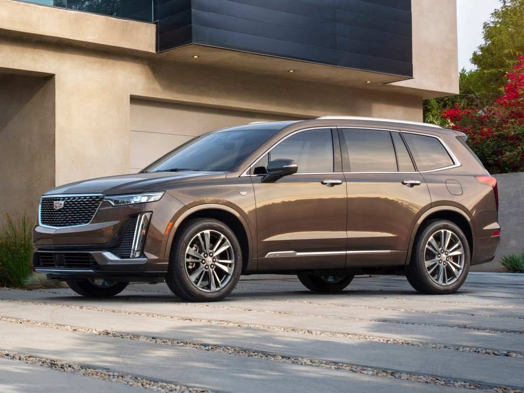 15 The 2020 GMC Acadia Vs Chevy Traverse New Model And Performance