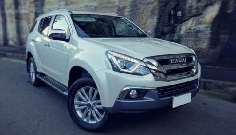 15 The 2020 Isuzu MU X Price And Review