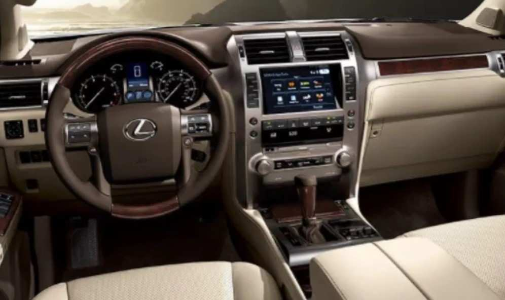 15 The 2020 Lexus Gx Picture