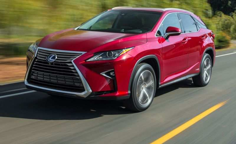 15 The 2020 Lexus Rx 350 F Sport Suv Redesign And Review