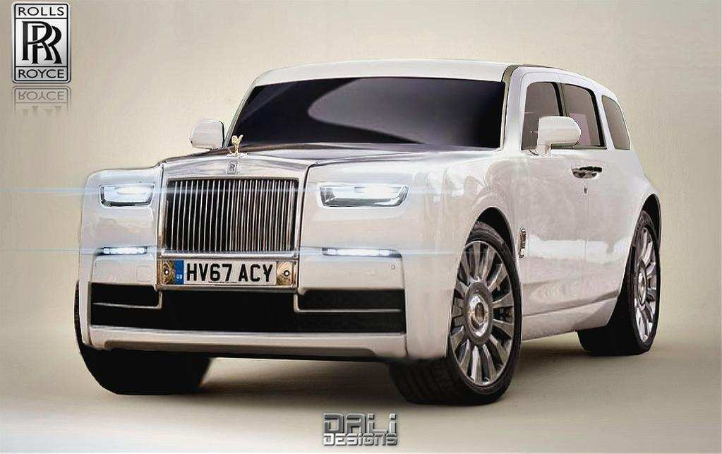 15 The 2020 Rolls Royce Phantoms Concept