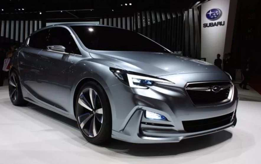 15 The 2020 Subaru Impreza Images