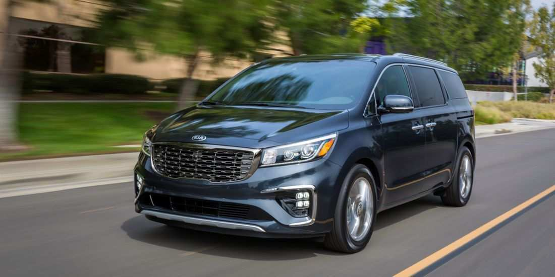 15 The 2020 The All Kia Sedona Exterior