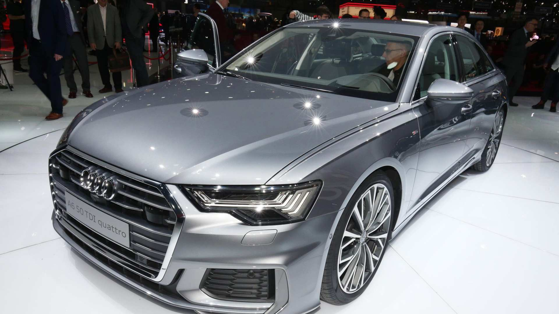 15 The 2020 The Audi A6 Wallpaper