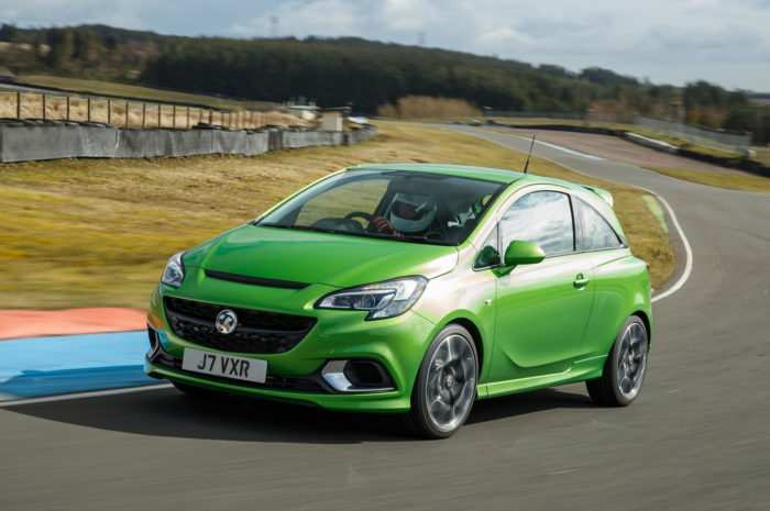 15 The 2020 Vauxhall Corsa VXR Ratings