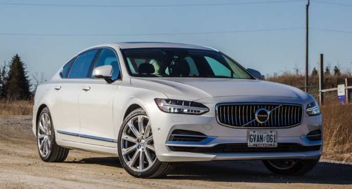 15 The 2020 Volvo V90 Research New