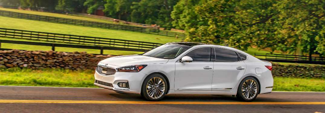 15 The Best 2019 All Kia Cadenza First Drive