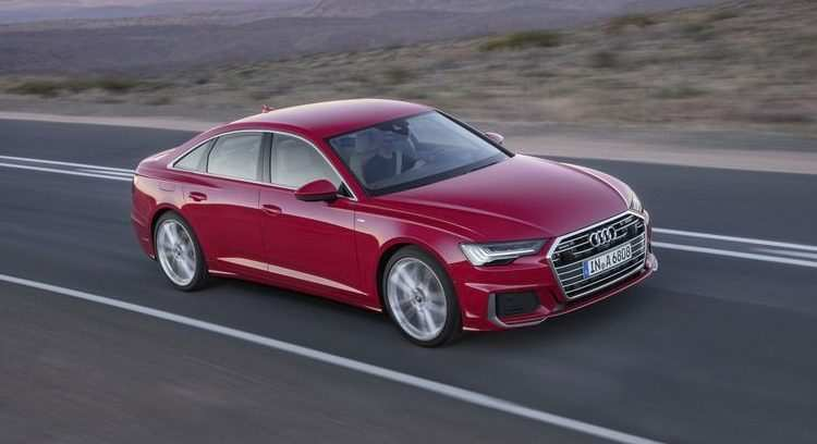 15 The Best 2019 Audi A6 Comes Research New