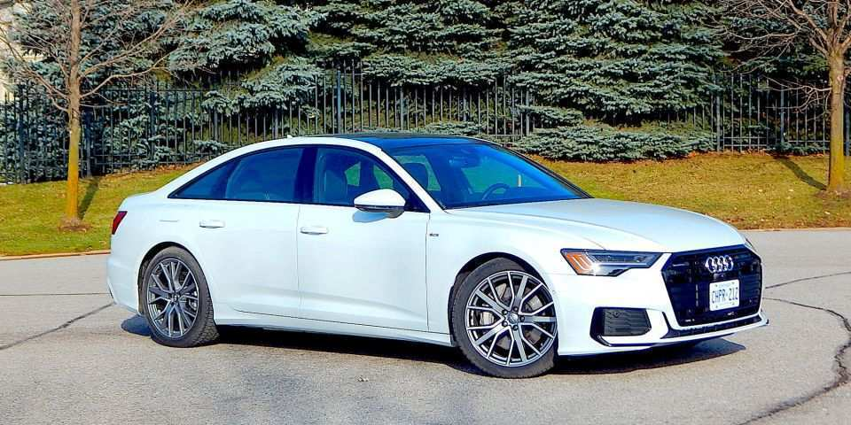 15 The Best 2019 Audi A6 Release