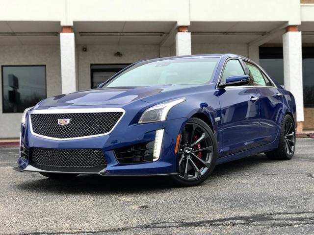 15 The Best 2019 Cadillac CTS V Spy Shoot