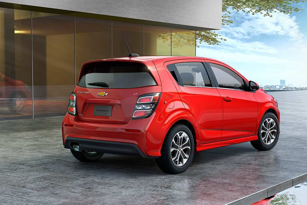15 The Best 2019 Chevy Sonic Interior