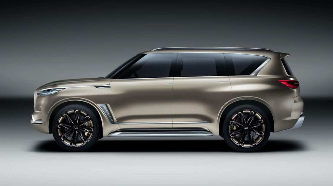 15 The Best 2019 Infiniti Qx80 Monograph Concept And Review