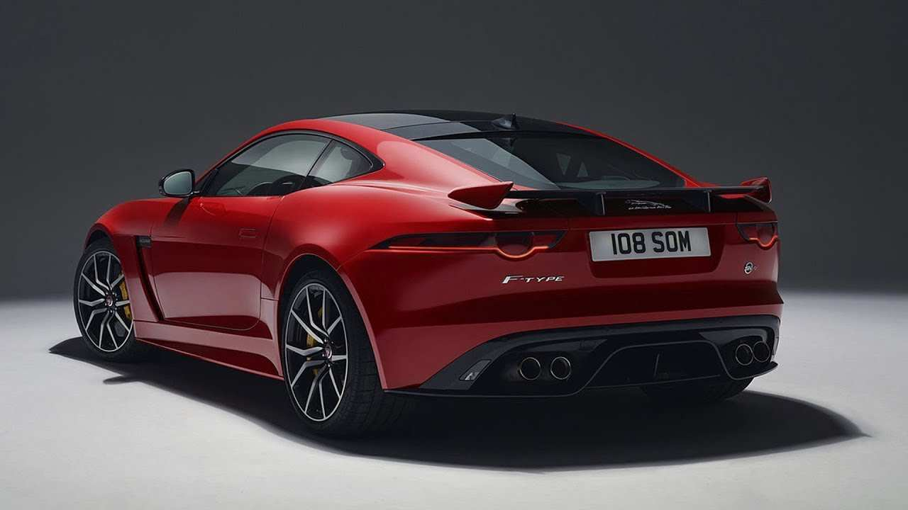 15 The Best 2019 Jaguar F Type R Wallpaper