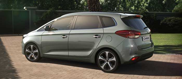 15 The Best 2019 Kia Carens Egypt Redesign And Concept