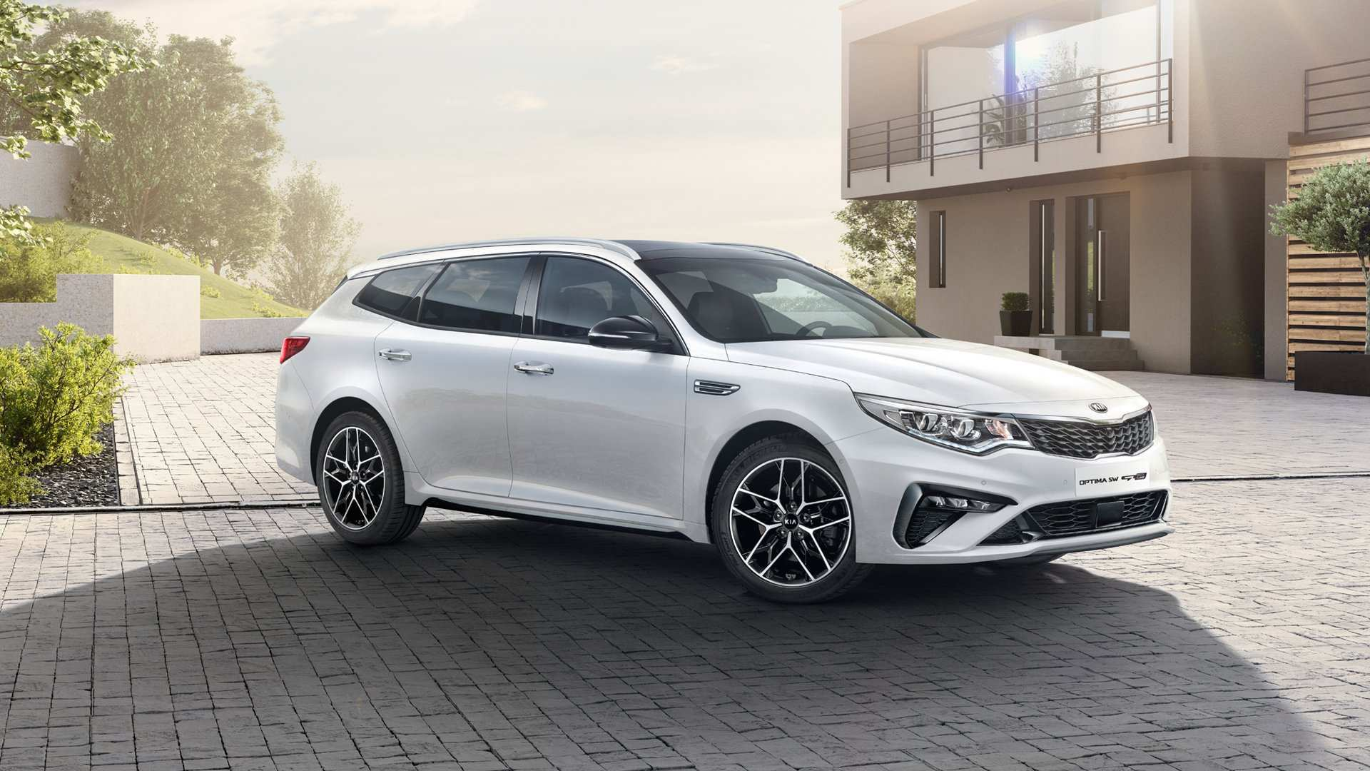 15 The Best 2019 Kia Optima Specs Exterior