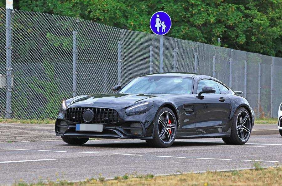 15 The Best 2019 Mercedes AMG GT Engine