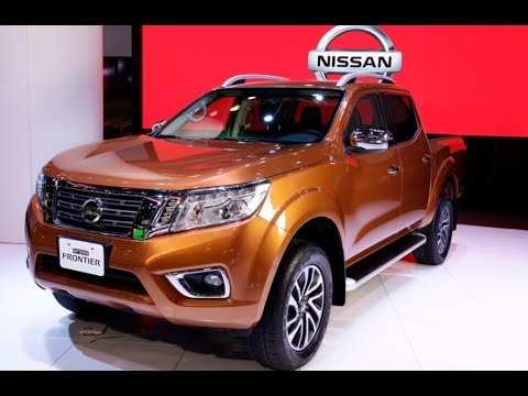 15 The Best 2019 Nissan Frontier Diesel New Model And Performance