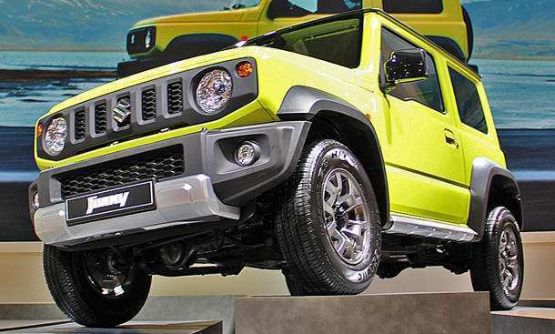 15 The Best 2019 Suzuki Jimny Price And Release Date