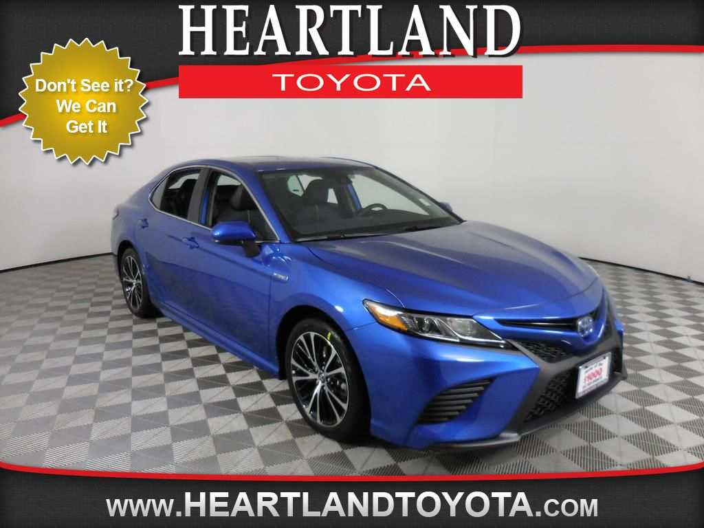 15 The Best 2019 Toyota Camry Se Hybrid New Model And Performance