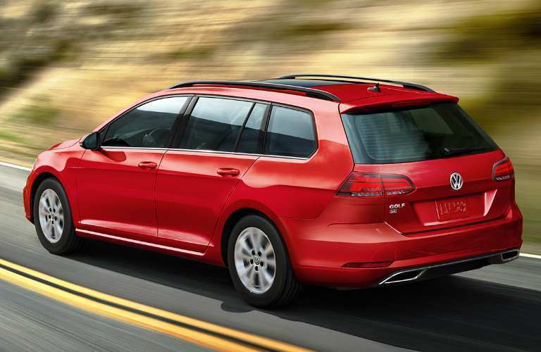 15 The Best 2019 Vw Golf Sportwagen Spesification