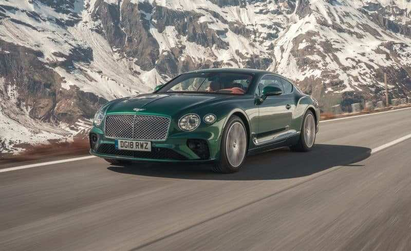 15 The Best 2020 Bentley Continental GT Photos