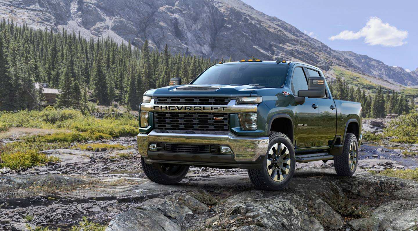 15 The Best 2020 Chevy Silverado Review And Release Date