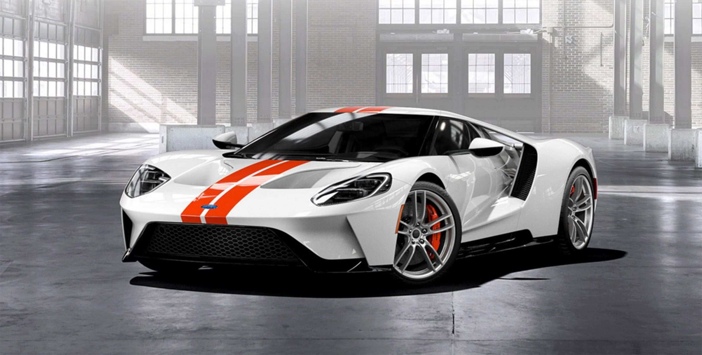 15 The Best 2020 Ford GT Release