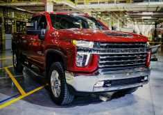 2020 GMC Hd Gas Engine