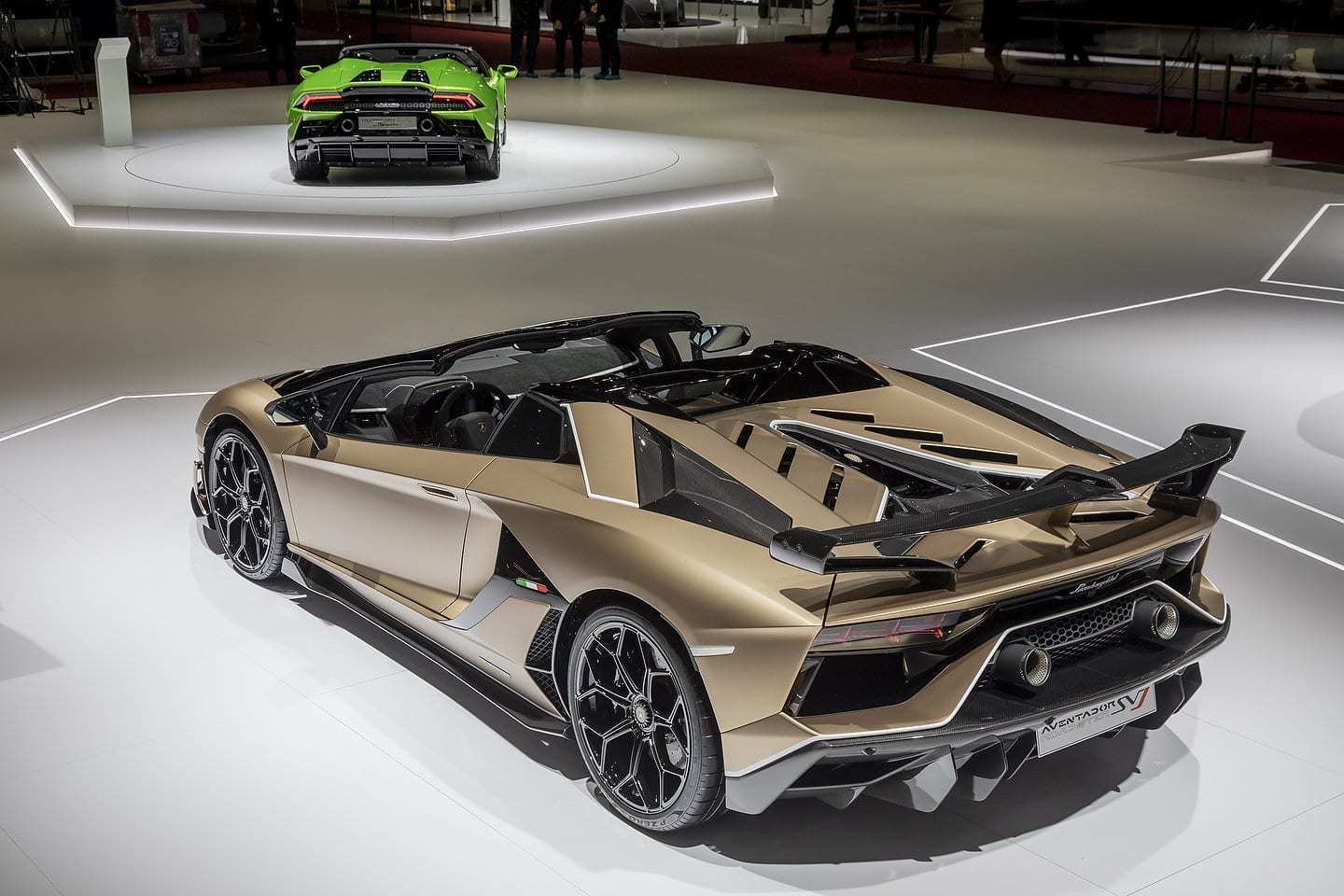 15 The Best 2020 Lamborghini Aventador Exterior And Interior