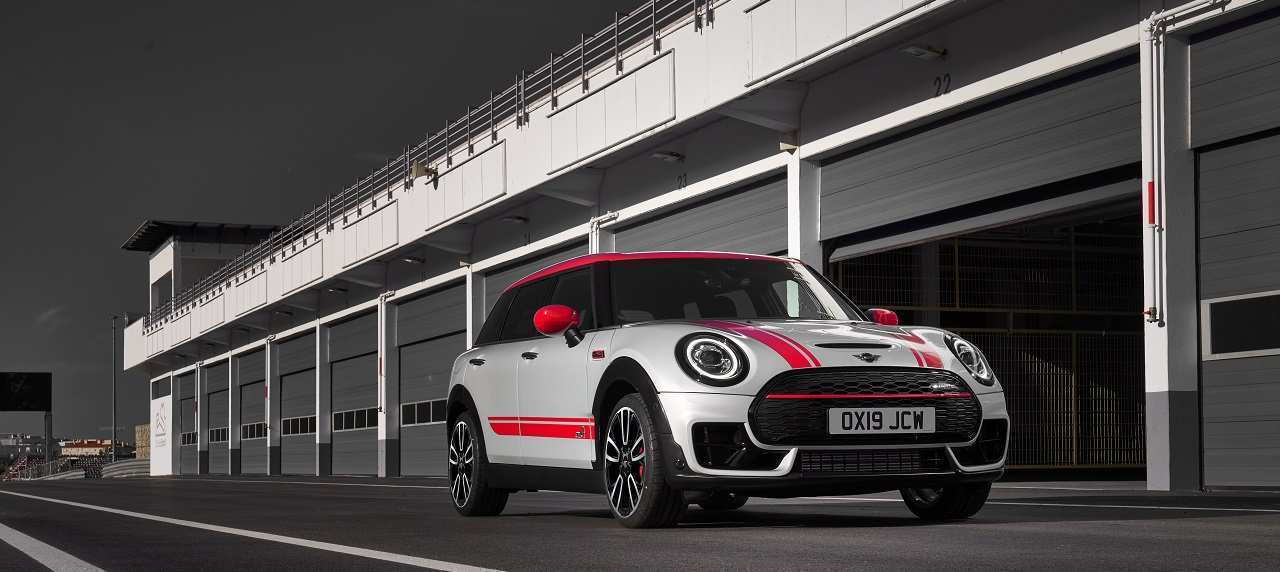 15 The Best 2020 Mini Cooper Clubman Wallpaper