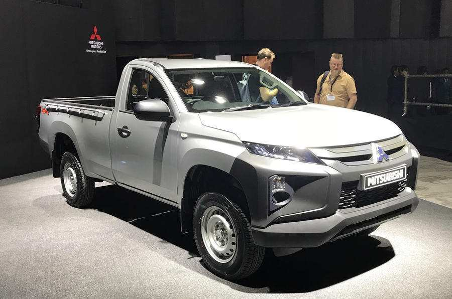 15 The Best 2020 Mitsubishi Triton Pictures