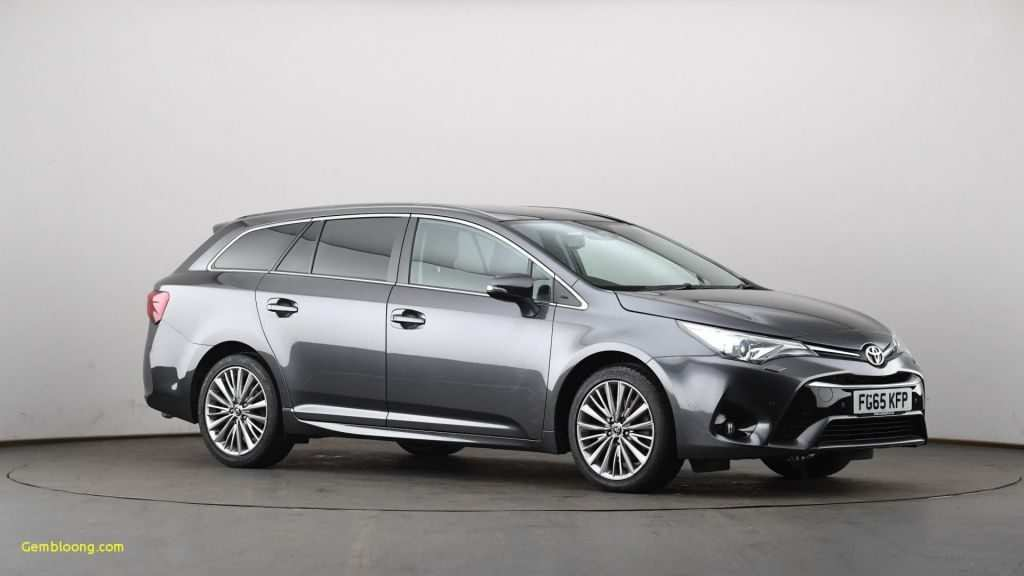 15 The Best 2020 New Toyota Avensis Spy Shots Pricing